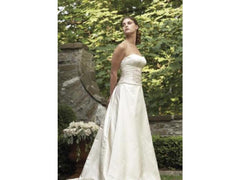 Paloma Blanca Style #3761 - Paloma Blanca - Nearly Newlywed Bridal Boutique - 2