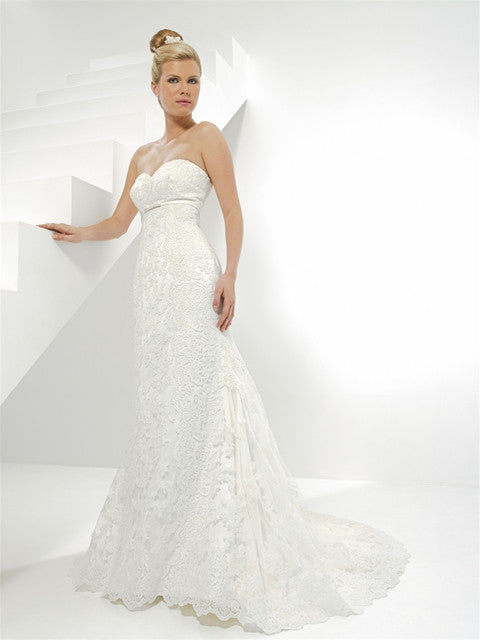 Allure Bridals '8562' - Allure Bridals - Nearly Newlywed Bridal Boutique - 1