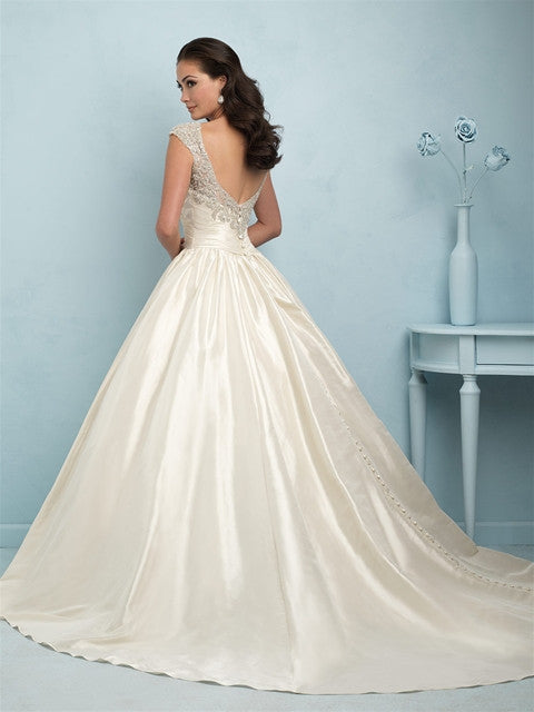Allure Couture \'9204\' size 2 new wedding dress - Nearly Newlywed