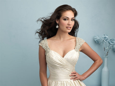 Allure Couture  '9204' - Allure - Nearly Newlywed Bridal Boutique - 3