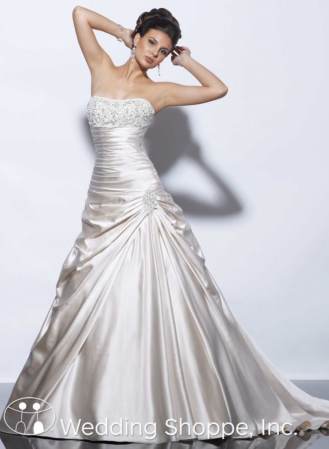 Sottero and Midgley  'Jesslyn' - Sottero and Midgley - Nearly Newlywed Bridal Boutique - 1