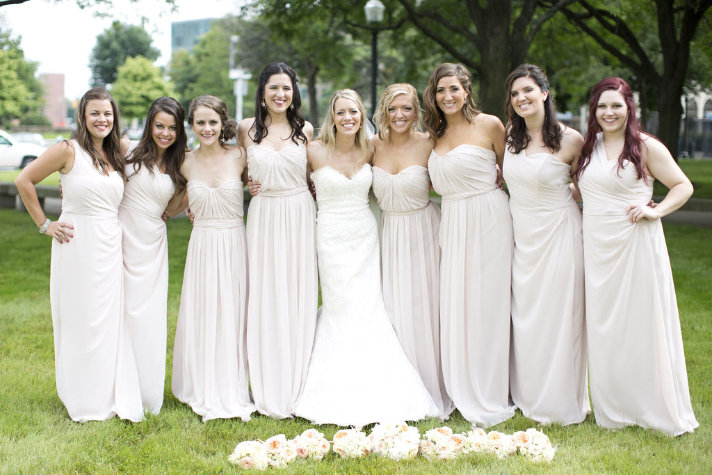 Allure Bridals '9017' - Allure Bridals - Nearly Newlywed Bridal Boutique - 5