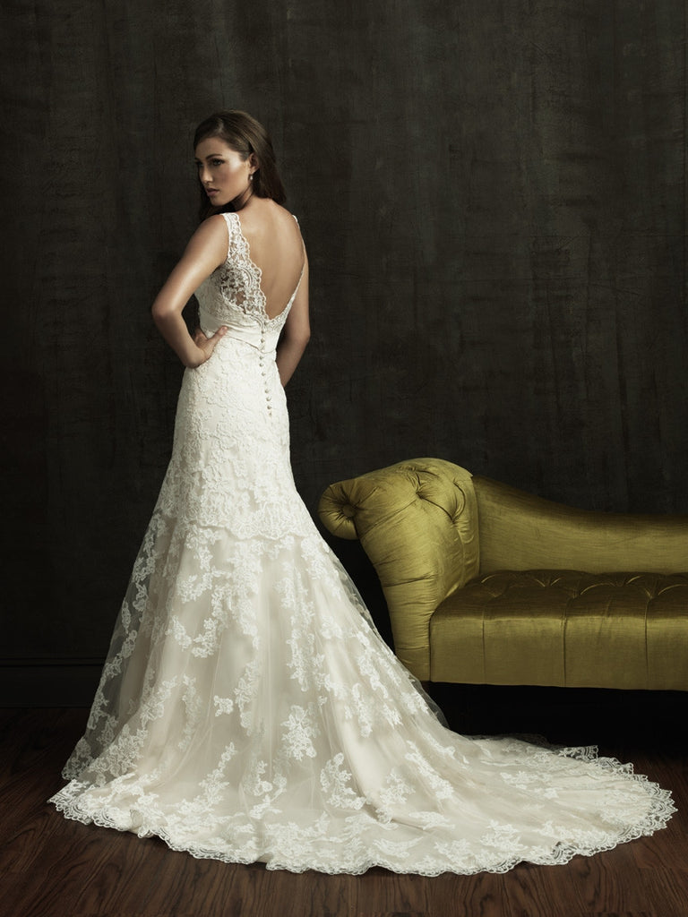 Allure Bridals '8634' - Allure Bridals - Nearly Newlywed Bridal Boutique - 4