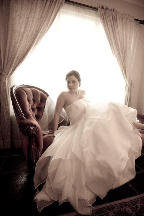 "Renella De Fina ""Catherine"" - Renella de fina - Nearly Newlywed Bridal Boutique - 4"