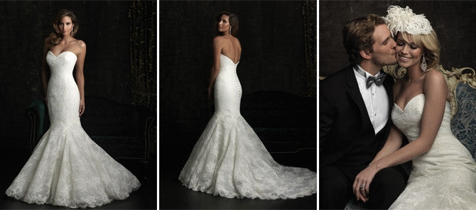 Allure '8970' - Allure - Nearly Newlywed Bridal Boutique - 4