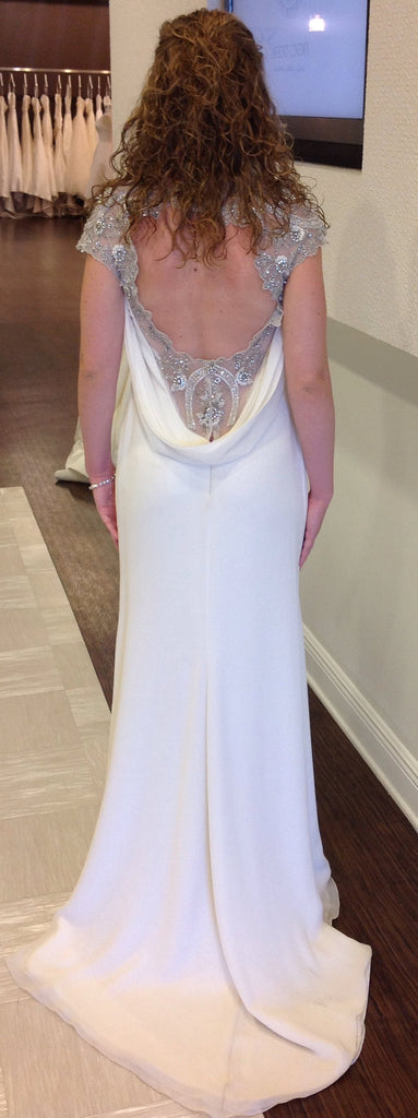 Rivini 'Crystal' - Rivini - Nearly Newlywed Bridal Boutique - 4