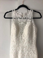 Load image into Gallery viewer, St. Patrick 'Bambari' size 8 new wedding dress front view close up