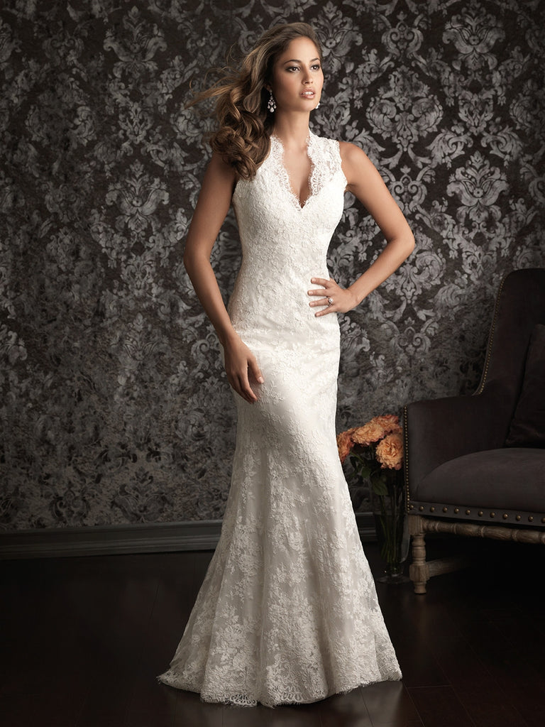 Allure Bridals '9019' - Allure - Nearly Newlywed Bridal Boutique - 3
