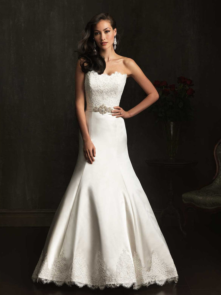 Allure Bridals '9059' - Allure Bridals - Nearly Newlywed Bridal Boutique - 1