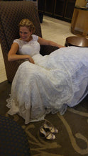 Load image into Gallery viewer, Madison James 'MJ258' wedding dress size-06 PREOWNED