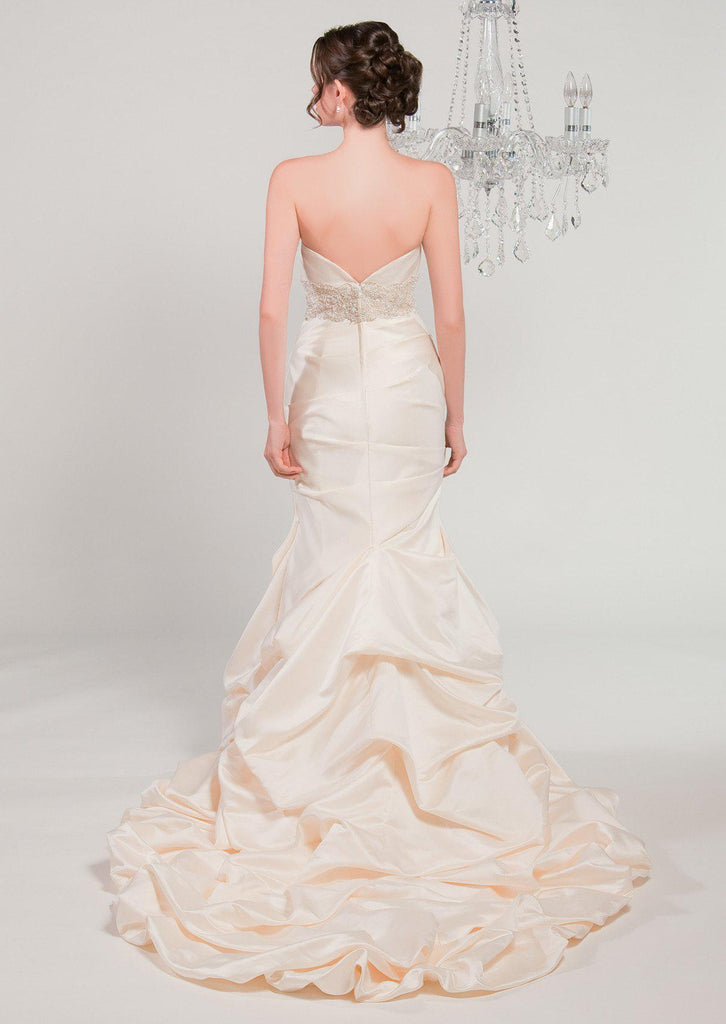 Winnie Couture 'Katarina' Wedding Dress - Winnie Couture - Nearly Newlywed Bridal Boutique - 2