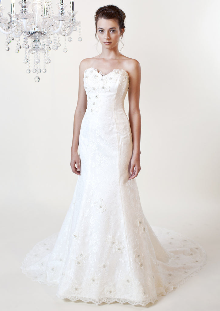 Winnie Couture 'Abigail' - Winnie Couture - Nearly Newlywed Bridal Boutique - 1