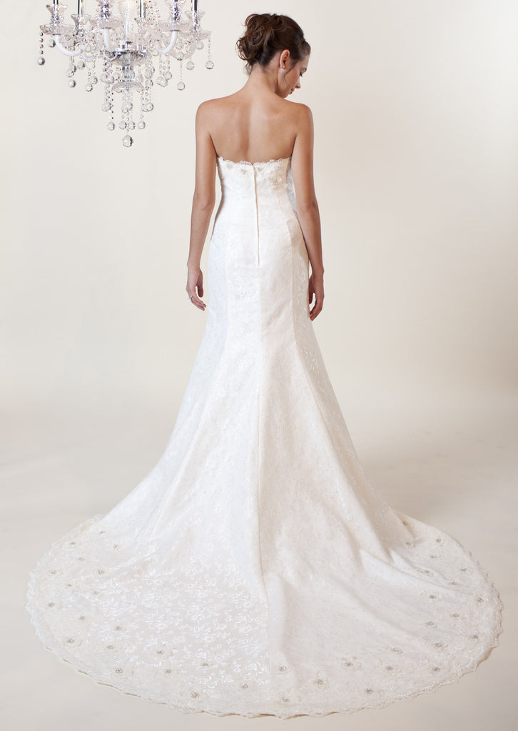 Winnie Couture 'Abigail' - Winnie Couture - Nearly Newlywed Bridal Boutique - 2