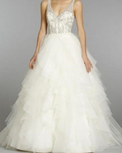 Jim Hjelm Style #8364 - Jim Hjelm - Nearly Newlywed Bridal Boutique - 1