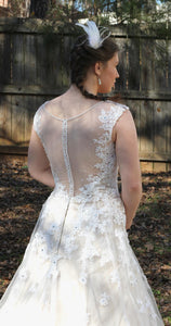 Custom 'Custom' - unknown - Nearly Newlywed Bridal Boutique - 4