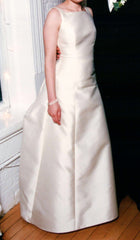 Vera Wang Custom Couture Wedding Dress - Vera Wang - Nearly Newlywed Bridal Boutique - 3