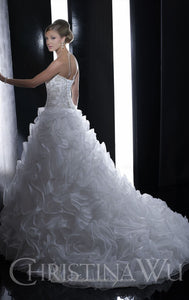 Christina Wu 15515 - Christina Wu - Nearly Newlywed Bridal Boutique - 3