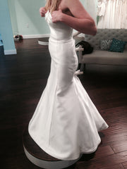 Jenny Yoo Strapless Mermaid - Jenny Yoo - Nearly Newlywed Bridal Boutique - 3