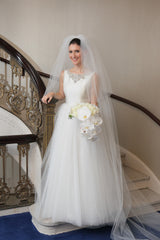 Amsale  'Aspen' - Amsale - Nearly Newlywed Bridal Boutique - 3