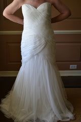 "Wtoo by Watters ""Cyprus"" Style #10311 - Wtoo - Nearly Newlywed Bridal Boutique - 1"