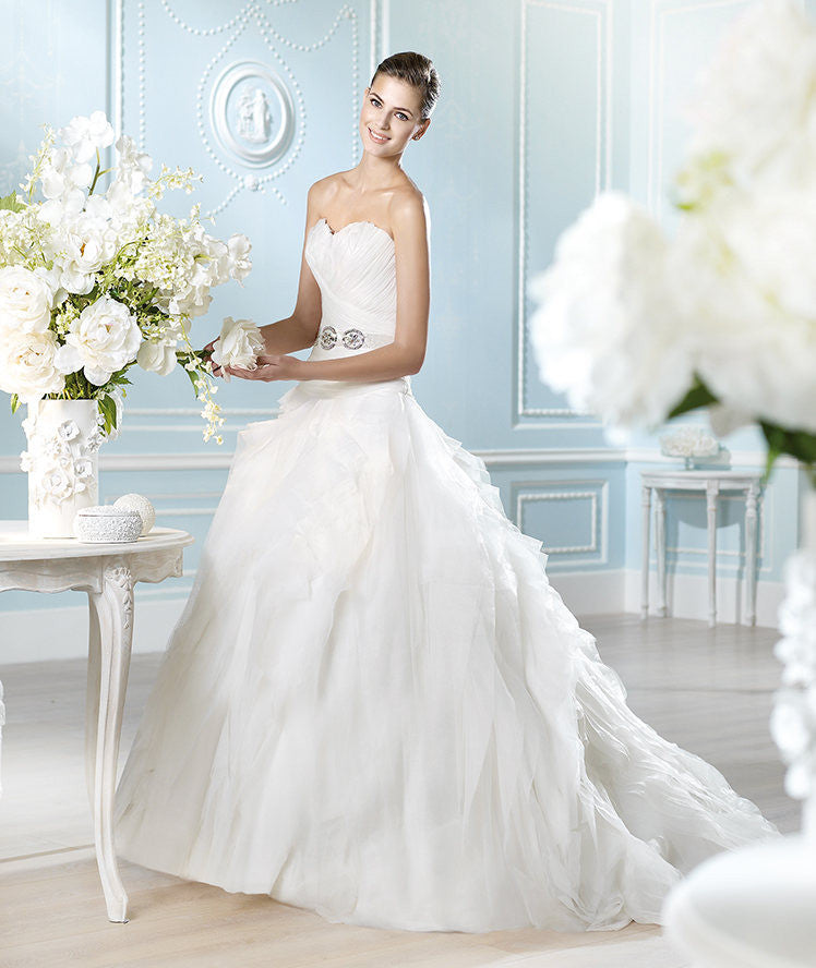 San Patrick 'Glamour collection Arosa ' - San Patrick - Nearly Newlywed Bridal Boutique - 1