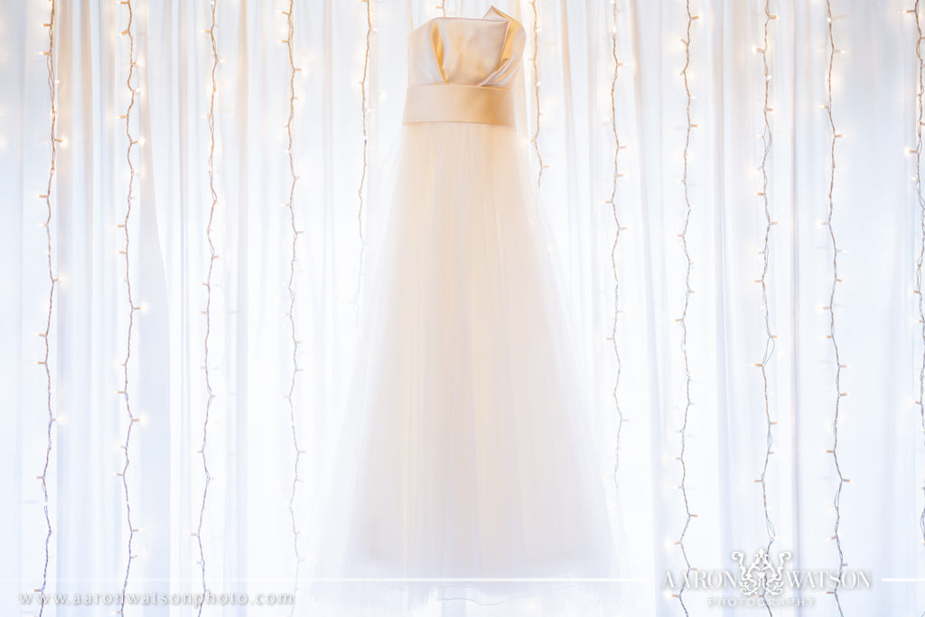 Amsale 'Strapless Parker' - Amsale - Nearly Newlywed Bridal Boutique - 2