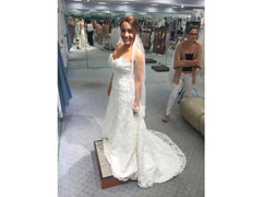 Alred Angelo '801' - alfred angelo - Nearly Newlywed Bridal Boutique - 1