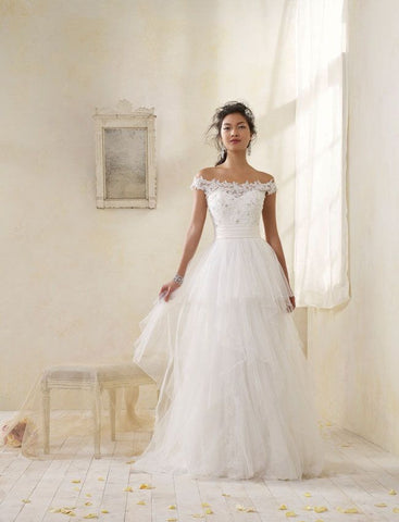 Alfred Angelo Modern Vintage Bride Gown