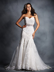 Alfred Angelo '2506' - alfred angelo - Nearly Newlywed Bridal Boutique - 1