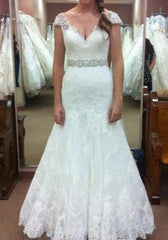 Allure Bridals 'Romance 9010' - Allure Bridals - Nearly Newlywed Bridal Boutique - 3