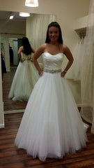 Allure Bridals '8957' - Allure Bridals - Nearly Newlywed Bridal Boutique - 1