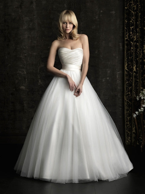 Allure Bridals '8957' - Allure Bridals - Nearly Newlywed Bridal Boutique - 2
