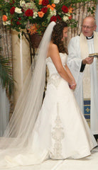 Priscilla of Boston 'Platinum Collection PL 263' - Priscilla of Boston - Nearly Newlywed Bridal Boutique - 1