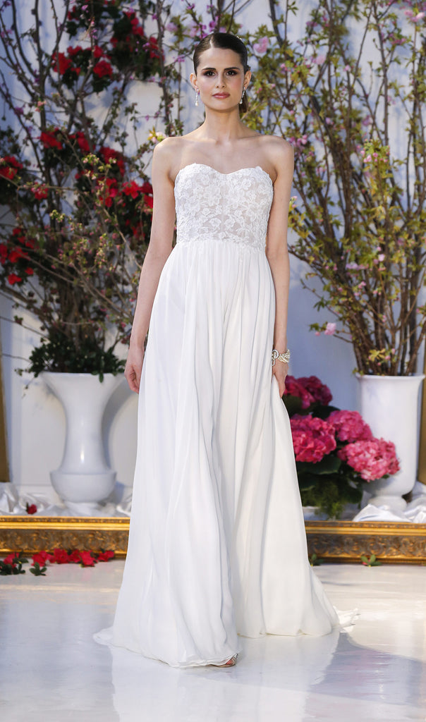 0a96ab46311 Anne Barge  Lily  size 4 used wedding dress - Nearly Newlywed