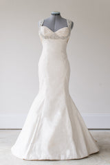 Ines Di Santo 'Aubergine' - Ines Di Santo - Nearly Newlywed Bridal Boutique - 1