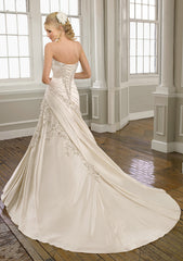 Mori Lee '1658' - Mori Lee - Nearly Newlywed Bridal Boutique - 2