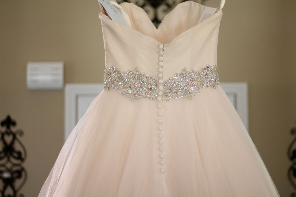 Mori Lee '5276' - Mori Lee - Nearly Newlywed Bridal Boutique - 3
