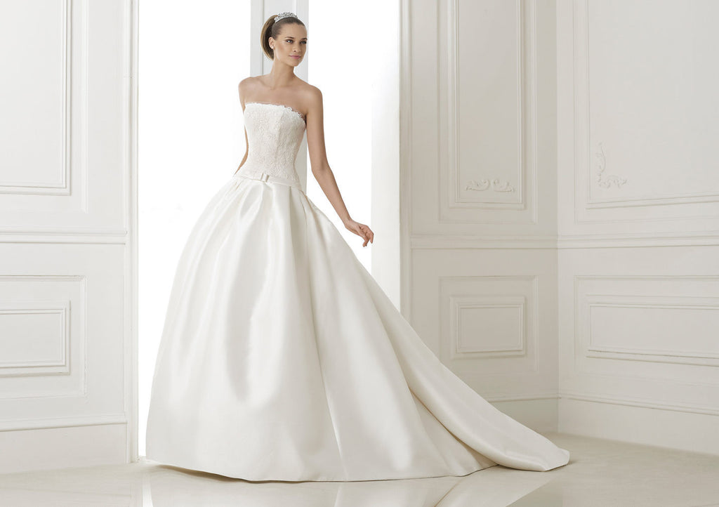 Pronovias 'Baronda' - Pronovias - Nearly Newlywed Bridal Boutique - 2