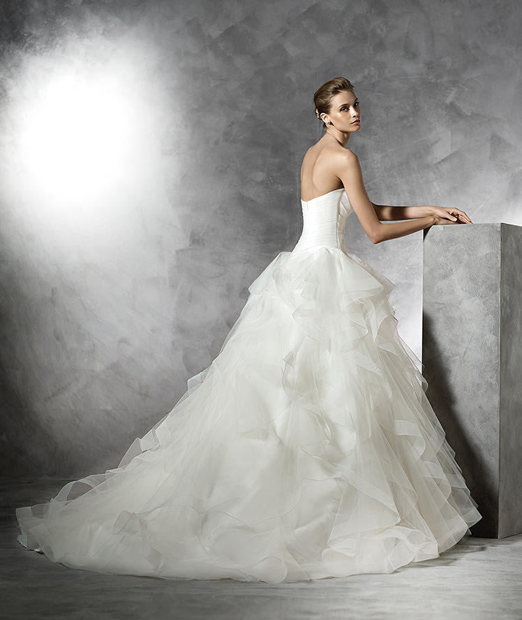 Pronovias 'Belia' - Pronovias - Nearly Newlywed Bridal Boutique - 2