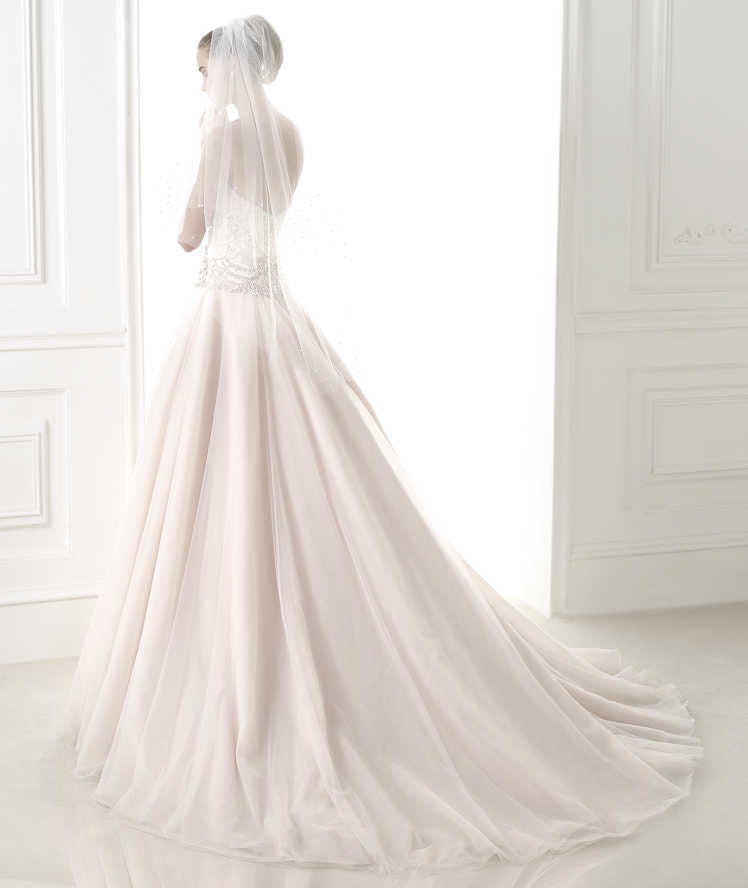 Pronovias 'Bolera' - Pronovias - Nearly Newlywed Bridal Boutique - 2
