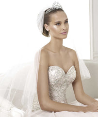 Pronovias 'Bolera' - Pronovias - Nearly Newlywed Bridal Boutique - 3