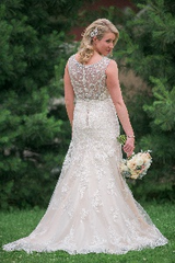 Mori Lee '2601' - Mori Lee - Nearly Newlywed Bridal Boutique - 1