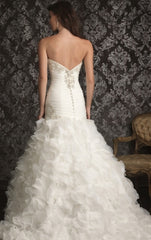 Allure Bridals '9012' - Allure Bridals - Nearly Newlywed Bridal Boutique - 2