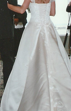 Load image into Gallery viewer, Custom 'Ivory Dress' - Custom - Nearly Newlywed Bridal Boutique - 3