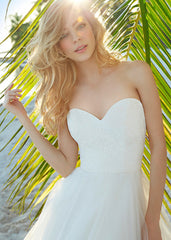 Hayley Paige 'Blush 1504' - Hayley Paige - Nearly Newlywed Bridal Boutique - 2