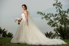 Pronovias 'Cerelia' - Pronovias - Nearly Newlywed Bridal Boutique - 8