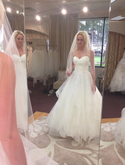 Wtoo 'Cecelia' - Wtoo - Nearly Newlywed Bridal Boutique - 2