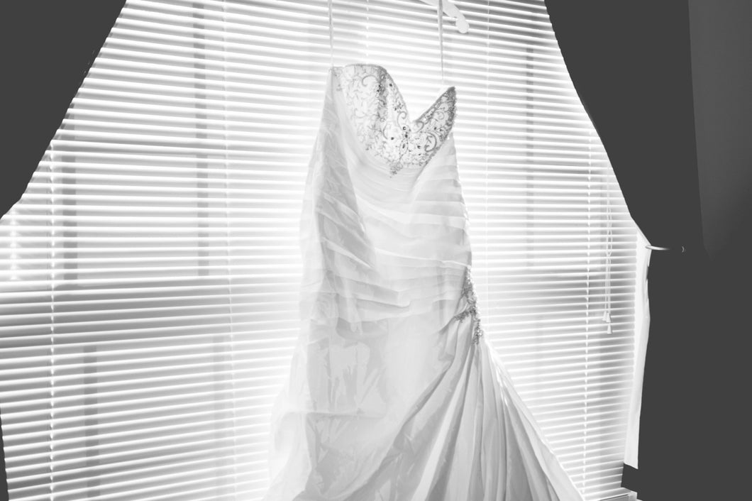 David's Bridal 'Strapless Sweetheart' - David's Bridal - Nearly Newlywed Bridal Boutique - 1