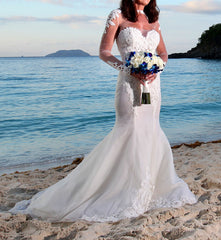Ines Di Santo 'Elisavet' - Ines Di Santo - Nearly Newlywed Bridal Boutique - 1