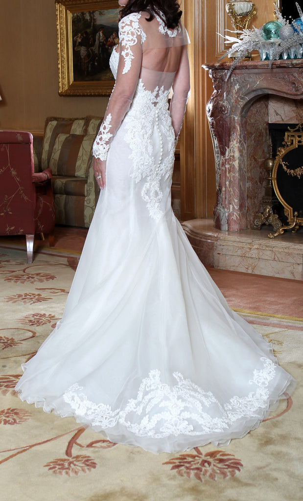 Ines Di Santo 'Elisavet' - Ines Di Santo - Nearly Newlywed Bridal Boutique - 2